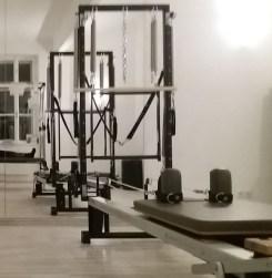 Core Pilates Wien Geräte