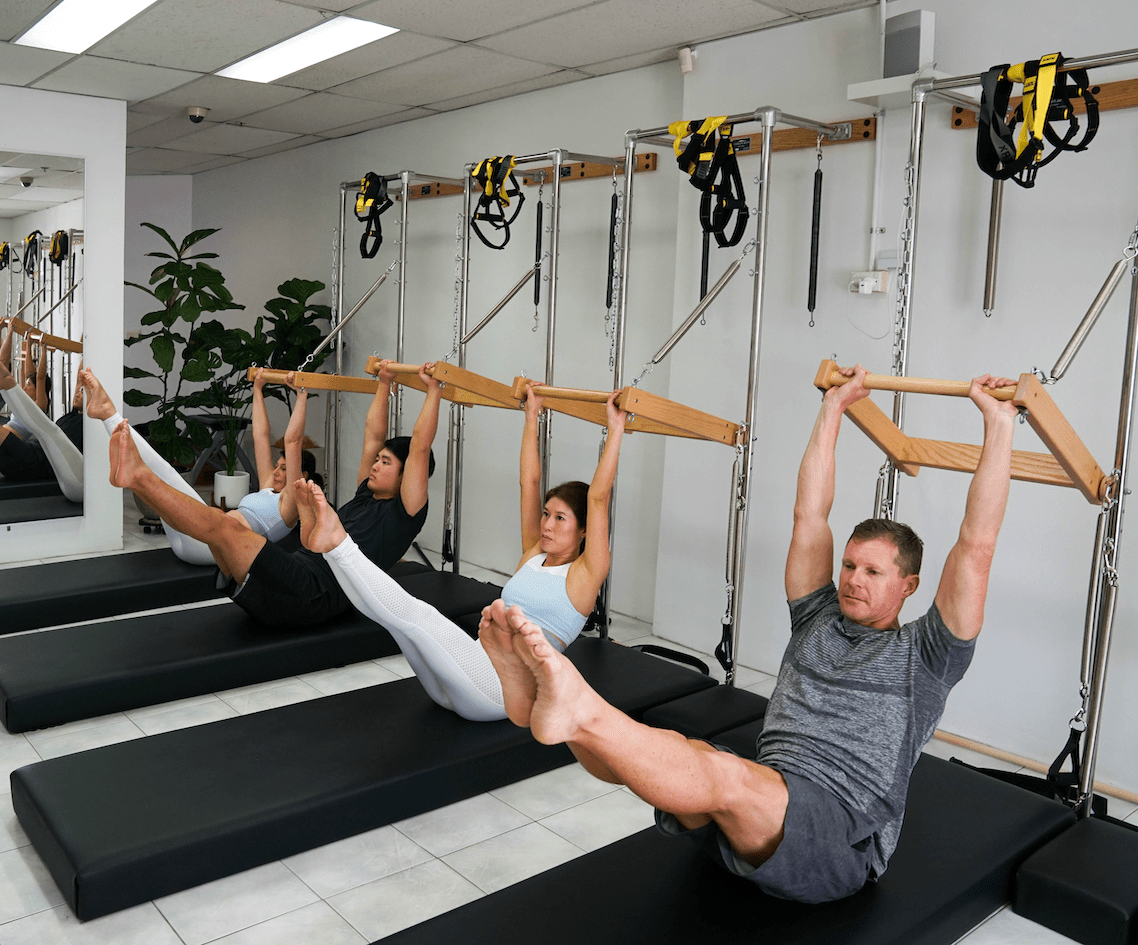 pilates North Sydney