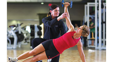 5 Benefits of a Personal Trainer