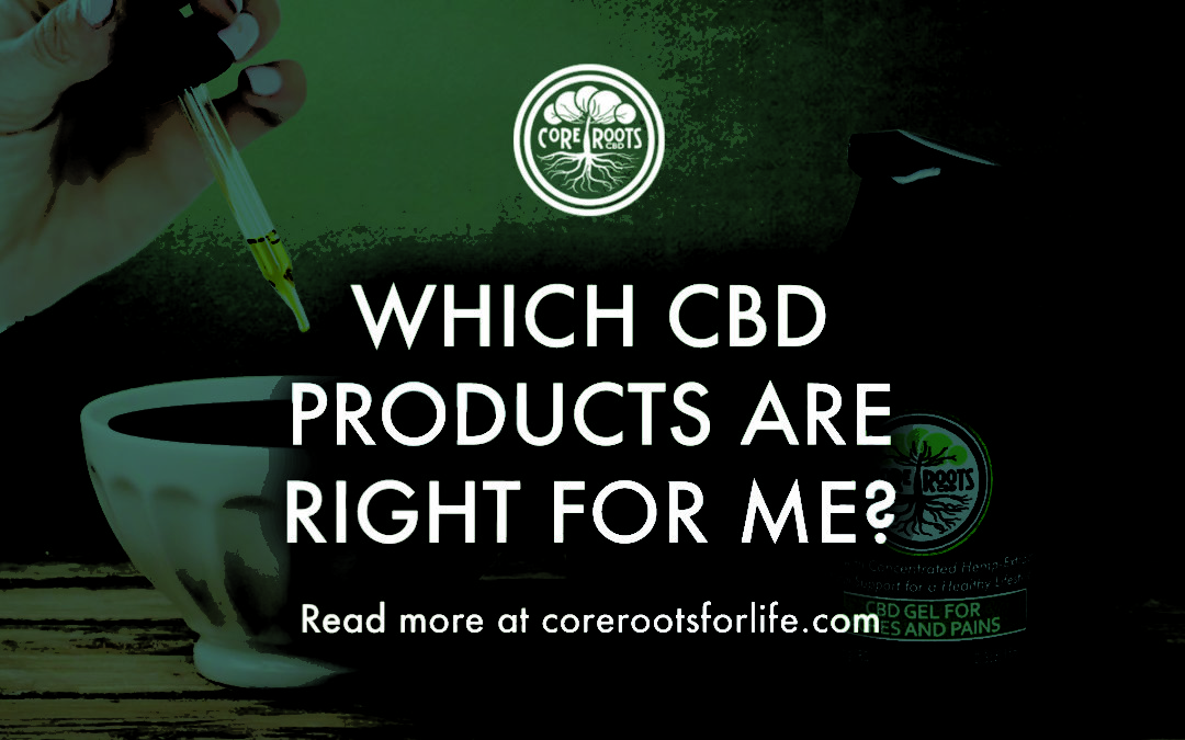 Core Roots CBD products blog