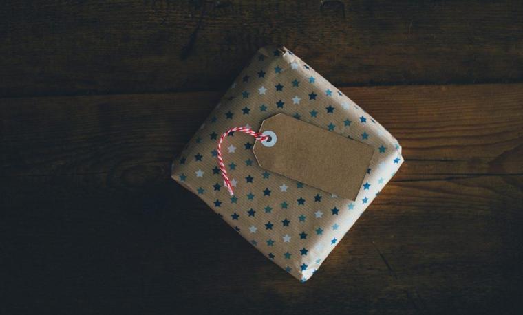 Cadeau en lien avec l'entreprise