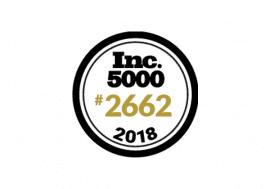 Coretelligent Named to 2018 Inc. 5000 List of Fastest