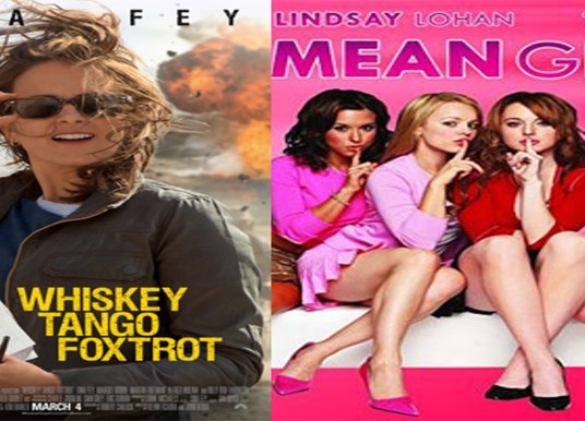Get Reel Movies – Ep. 6 – Whiskey Tango Foxtrot / Top 3 Female Led Comedies