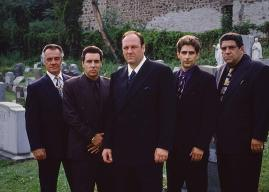 TV Ate MY Brain – Re-Runs: The Sopranos, Season 1