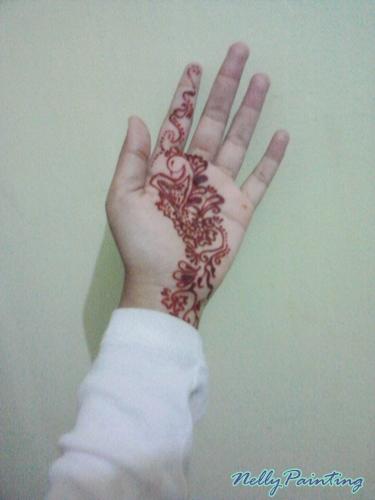 Merk Henna Yang Berbahaya : henna, berbahaya, Terpopuler, Henna, Tangan, Tahan, Simple