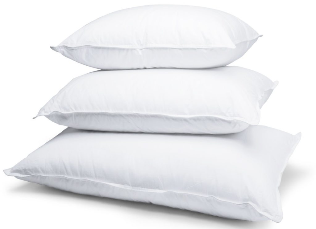 Sleeping With Pillows