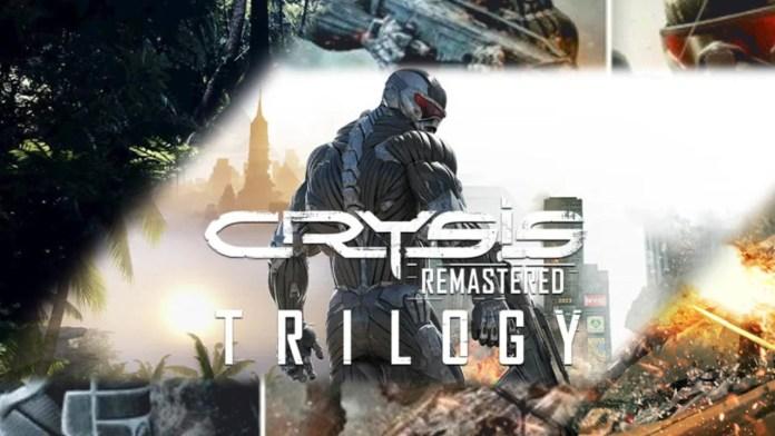 Crytek Announces Crysis Remastered Trilogy Core Xbox