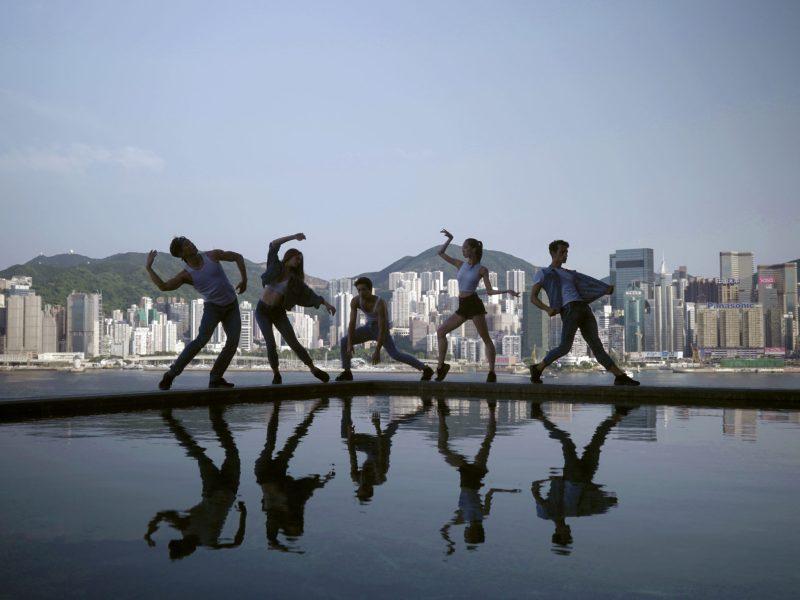 Corey Baker's collaboration with Hong Kong Ballet and Birmingham Royal Ballet