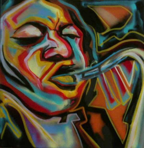 Cuban Arts Painting