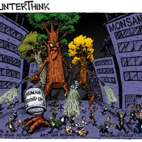 Cartoon guide to biodiversity loss XII
