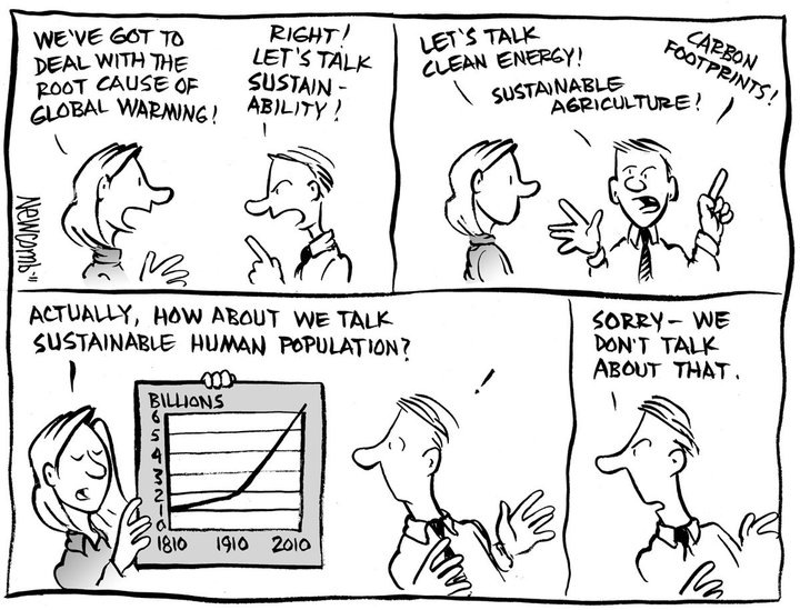 Cartoon guide to biodiversity loss XVII (2/6)