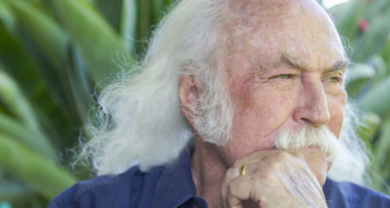 Rolling Stone article on David Crosby and Michael League (featured image)