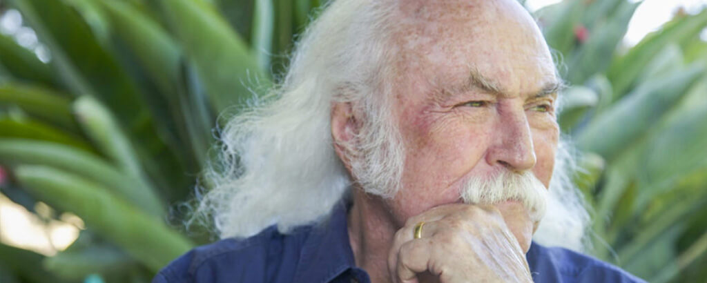 Rolling Stone article on David Crosby and Michael League