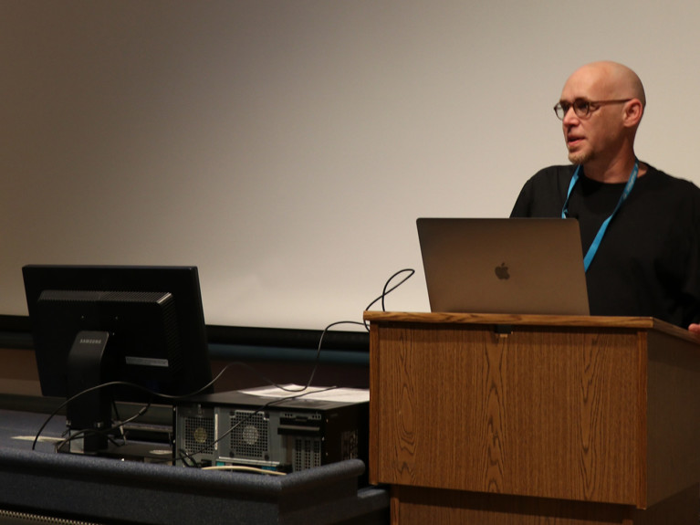 Corey Brown Speaking at WordCamp Baltimore (2018)