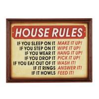 House Rules. Choice..  Corey Kope
