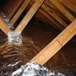 Radiant Barrier on top of Insulation
