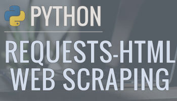 Python Tutorial: Web Scraping with BeautifulSoup and