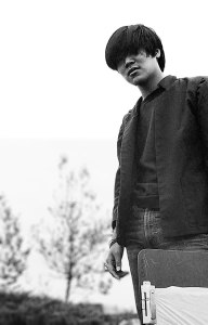 Young Corey Okada was a boy with a dream