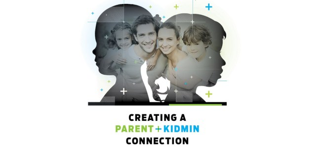 Creating a parent kidmin connection