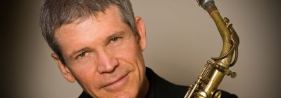 David Sanborn shelf header
