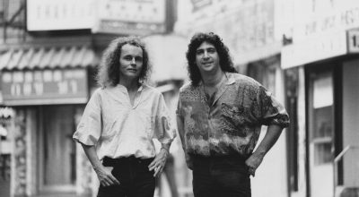 Mark Egan and Danny Gottlieb