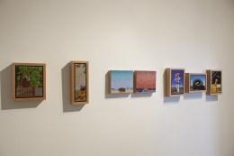 COLA Exhibition 2014, installation view