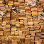 Pile of books