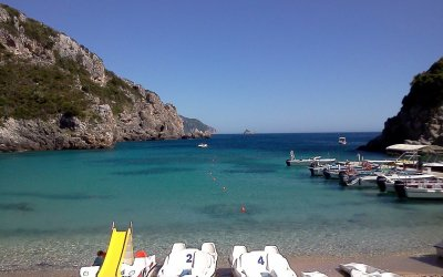 Corfu holidays: the best beaches and coves