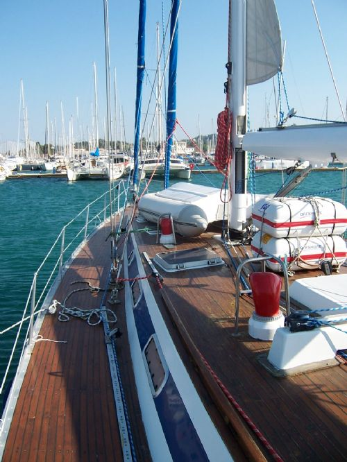 Corfu Yachting, Corfu Town