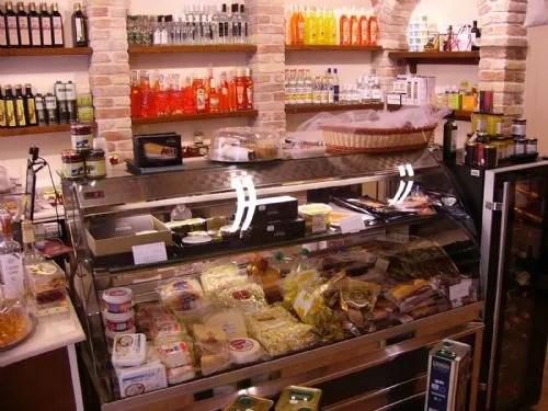 Abundance Delicatessen, Corfu Town