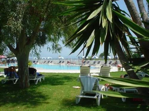 Ninos On The Beach, Roda, Corfu