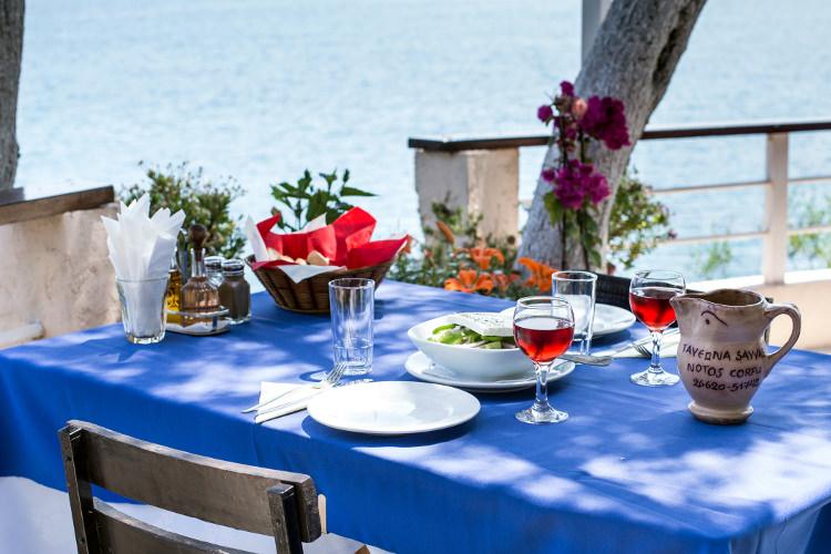 Taverna Savvas Corfu