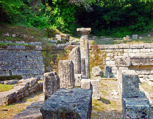 Kardaki Temple