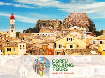 Corfu Walking Tours