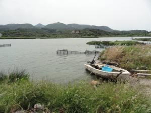 Durrells Corfu Lake Antiniotissa