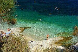 Bataria Beach Kassiopi