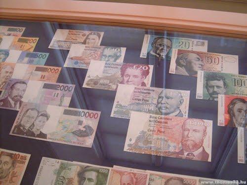 corfu banknote museum