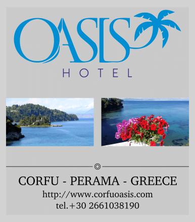 Hotel Oasis Corfu Greece