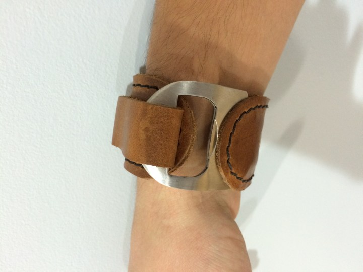 Bottle Opener Wristband