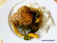 Ayam Rica Rica ( Indonesian Chilli Chicken )