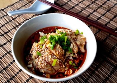Ko Shui Ji 口水鸡
