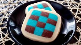 Checkered Shortbread
