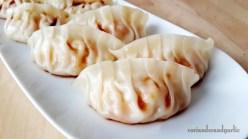 Steamed Vegetarian Dumplings