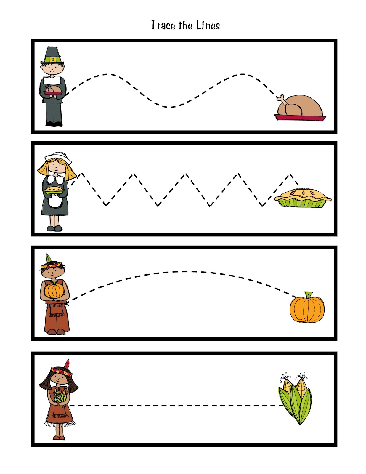 Biblical Worksheet For Thanksgiving