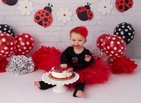 Hudson first birthday pictures