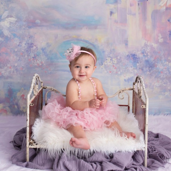 Princess Aurora Birthday Photo Session
