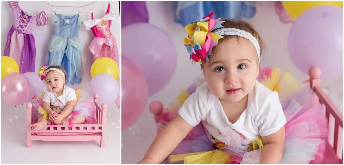 Princess Aurora Birthday Photo Session