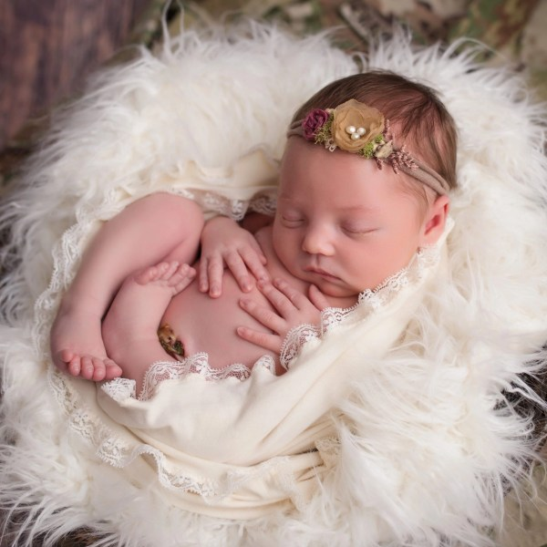 Hudson OH Newborn Photographer
