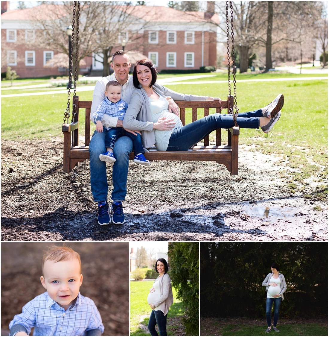 pregnancy photographer ohio