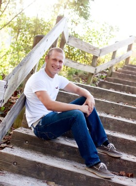 Akron Senior Photography